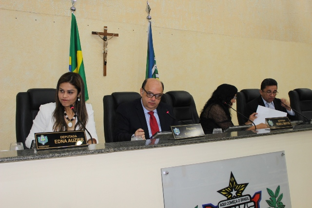Kaká pede auditoria do TCE nas contas daAssembleia