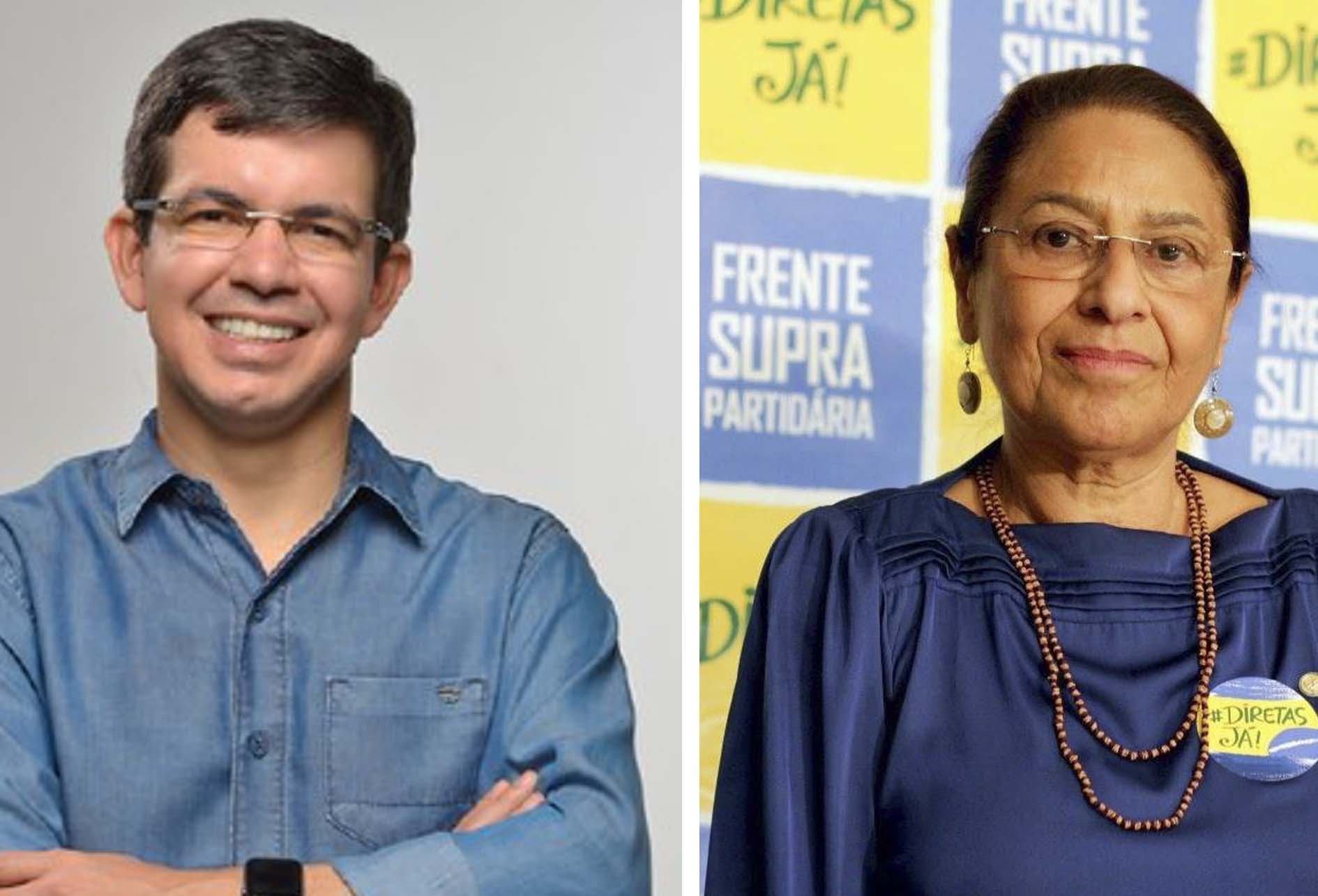 Randolfe lidera pesquisa Ibope para o Senado com 46%. Janete é a segunda com 30%
