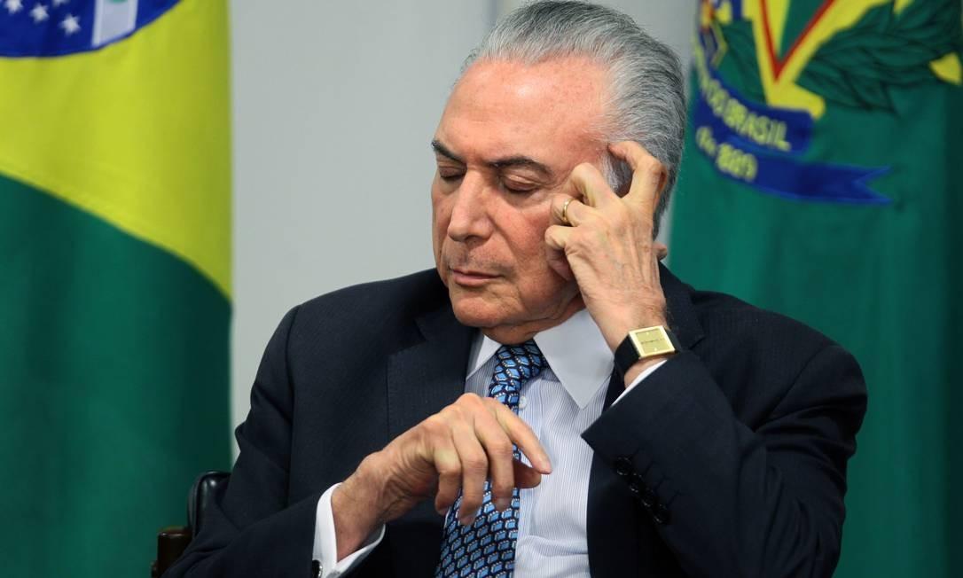 No Amapá, reprovação ao governo Temer é de 90%