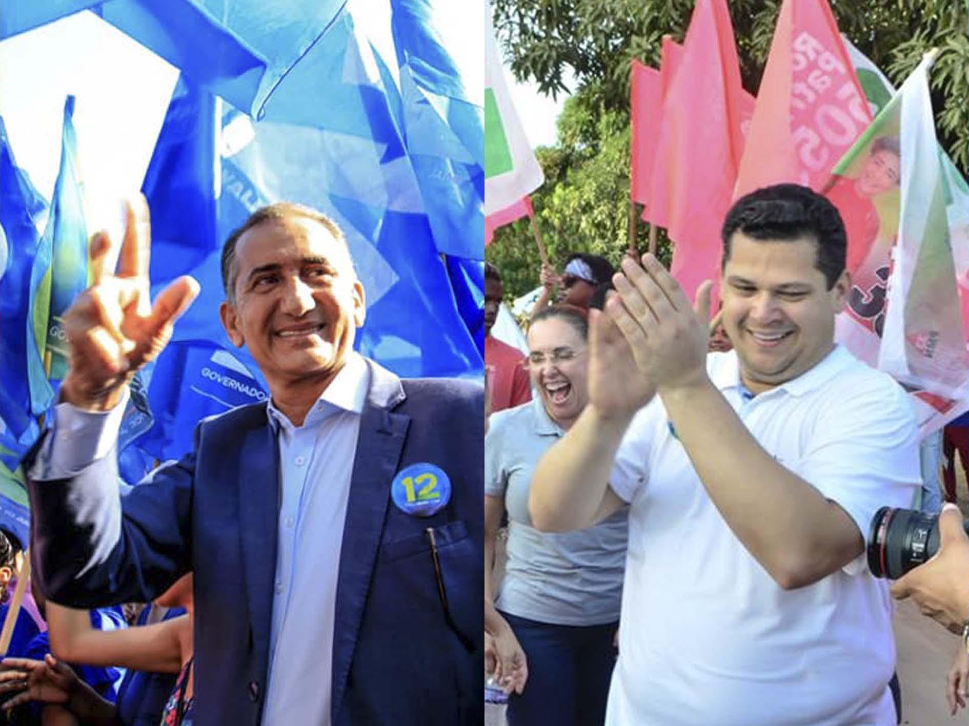 Sem Capiberibe, Waldez sobe para 41% e Davi vai a 39% de intenção de voto