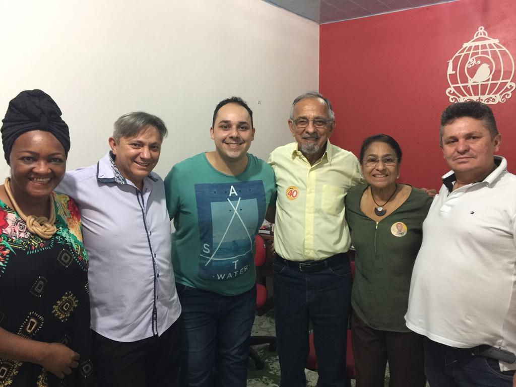 """""""Vereador Animal"""" declara a apoio a Capiberibe"""