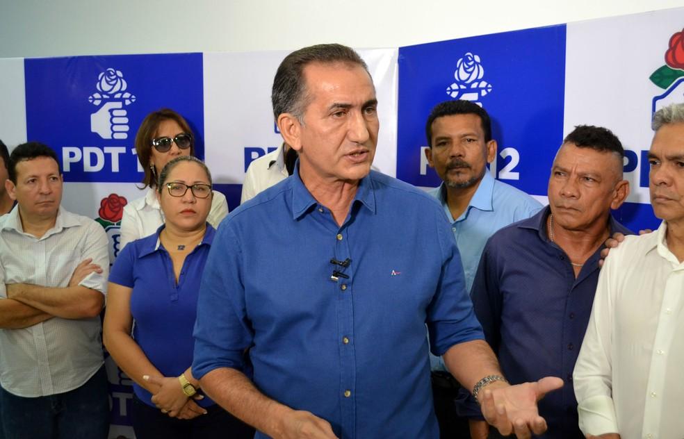 PDT pode ficar de fora da eleição para a prefeitura de Macapá