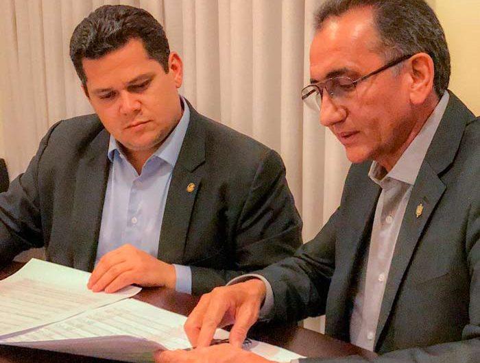 Davi garante R$ 534 milhões do BNDES para projetos no Amapá