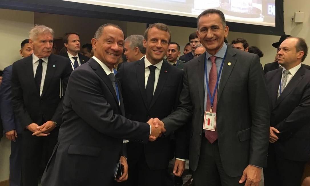Waldez participa de reunião da ONU sobre o clima, em Nova York