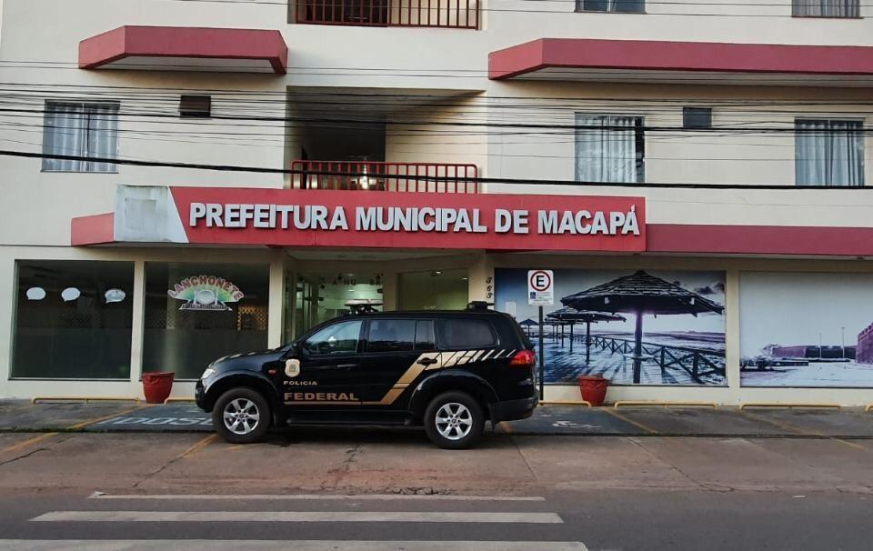 PF apura indício de fraude à licitação no combate à Covid-19 em Macapá