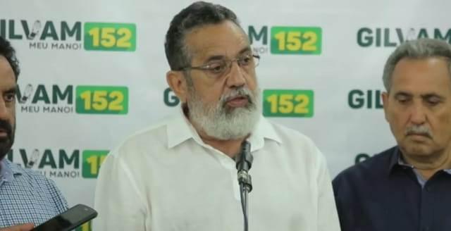 Gilvam nega aliança com PSB e diz que é pré-candidato a prefeito